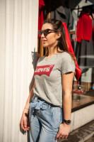 t-shirt levis gris de les bourgeoises