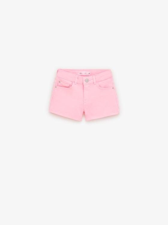 short en jean serge de Zara sur SCANDALOOK