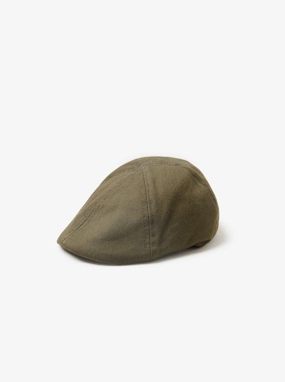 casquette unie de Zara sur SCANDALOOK