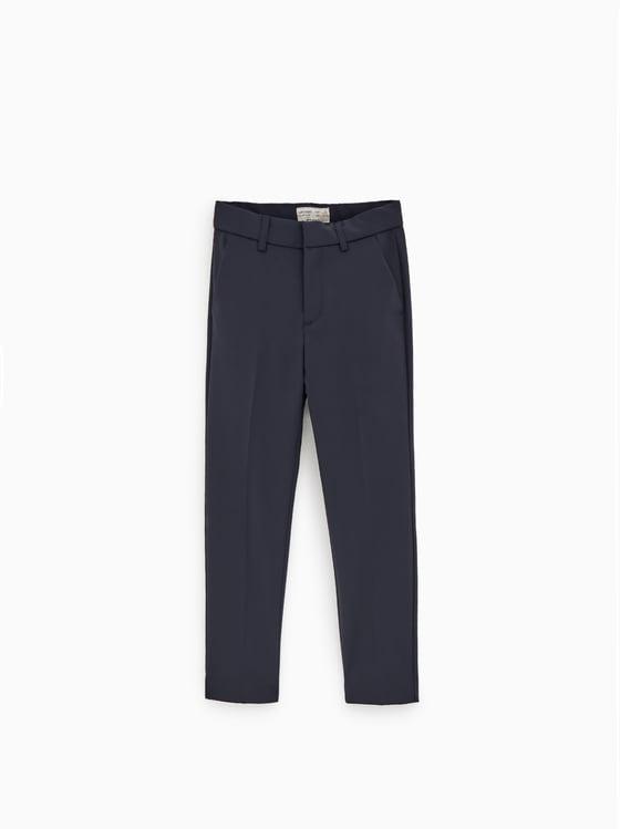 pantalon de costume structure de Zara sur SCANDALOOK