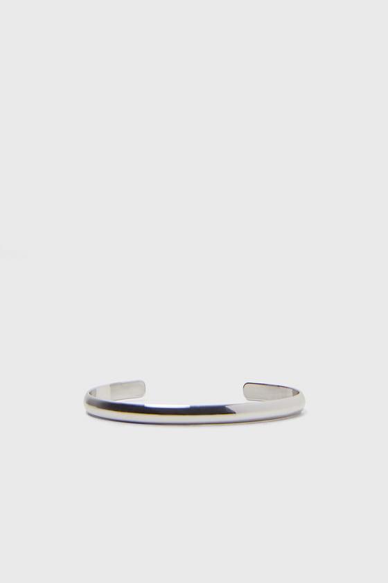 bracelet ouvert de Zara sur SCANDALOOK