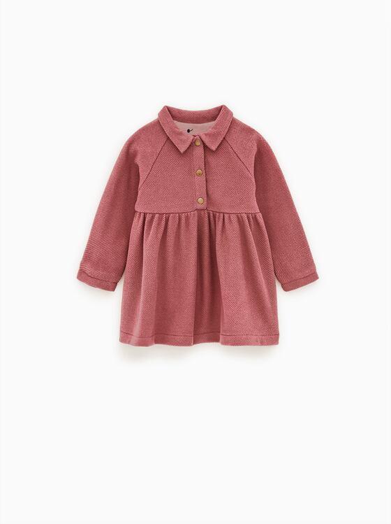 robe a boutons de Zara sur SCANDALOOK
